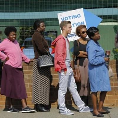 #IMadeMyMark - IEC unveils National Results Centre in Pretoria