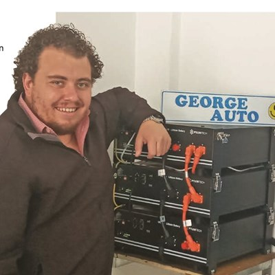 George Auto keeps 2020 green
