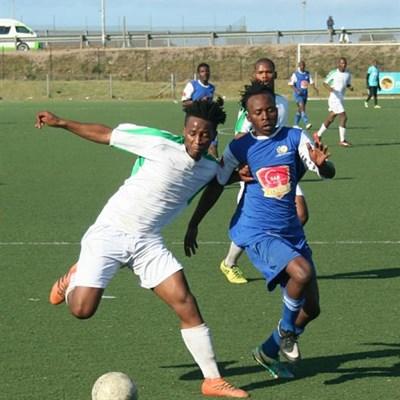 Young Blues win mini tournament
