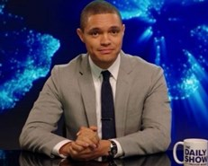 Trevor Noah weighs in on Serena's US Open final drama