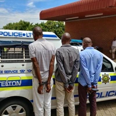 3 men arrested for murder in Eastern Cape