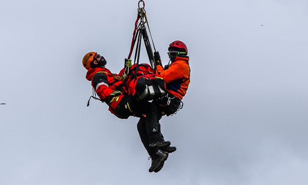 Rescue teams stay sharp