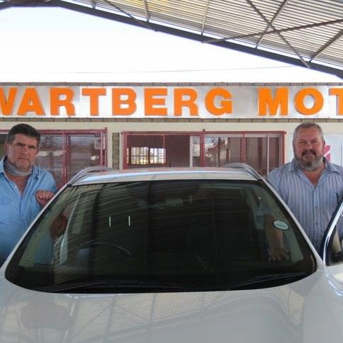 Swartberg Motors nou groter en nog beter