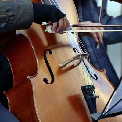 Masterclass for cellists