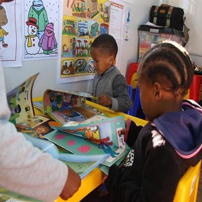 Ordinary Magic for Madiba - let's read!