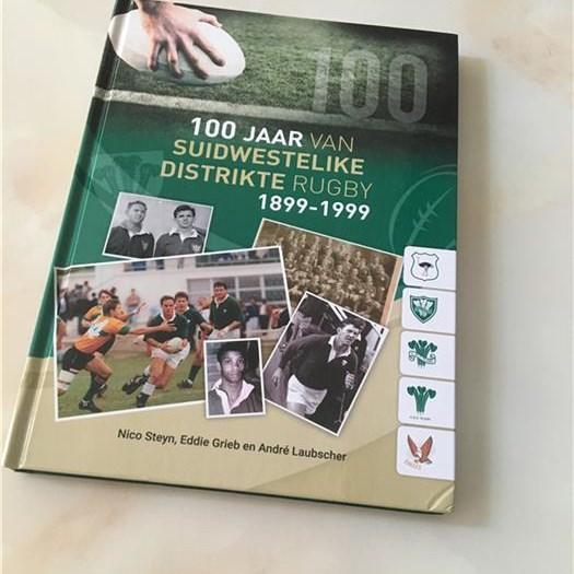 Rugbyboek 'n grootse taak