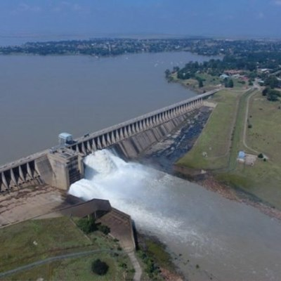 Vaal Dam slowly showing signs of recovery
