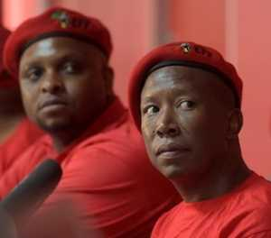 #IMadeMyMark - Malema again accused of abusing party funds