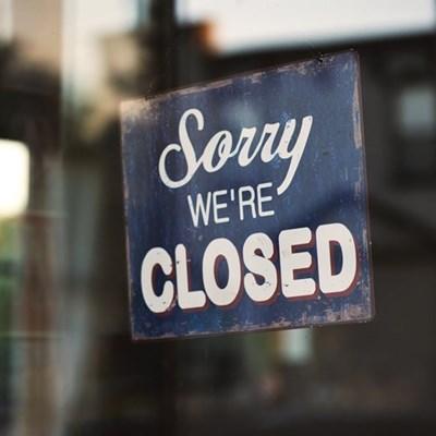 Community service centre temporarily closed