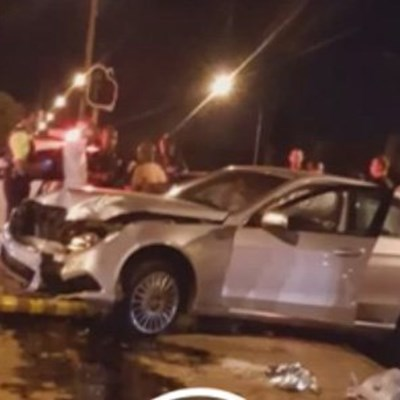 Drunk driving causes three separate accidents in one night