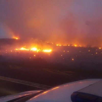 Arsonist arrested for Cape Town mountain fires