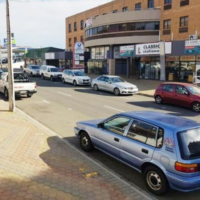 Council zooms in on parking in town centre