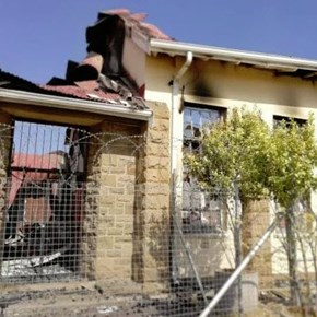 Historic school gutted after town fails to pay for fire engine repairs