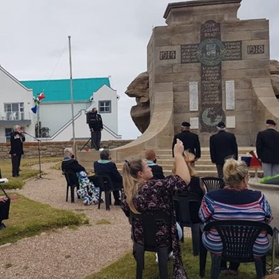 Remembrance Day commemorated