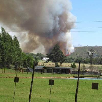 Update: Fires in Garden Route