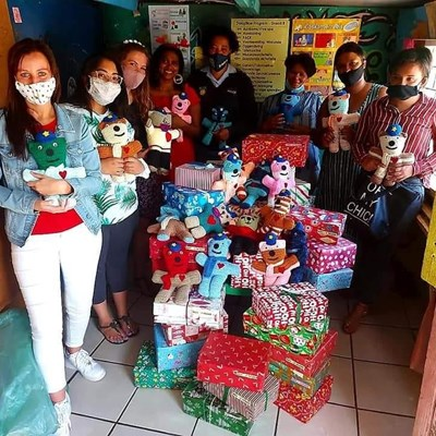 Rotary offers Covid-19 relief, spreads Xmas cheer
