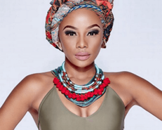 Bonang allegedly 'banned' from glitzy polo party