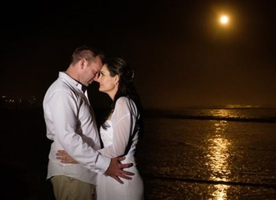 Dewald and Claire's wedding