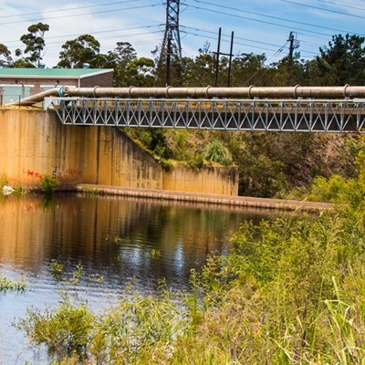 Raising of dam wall and spillway update