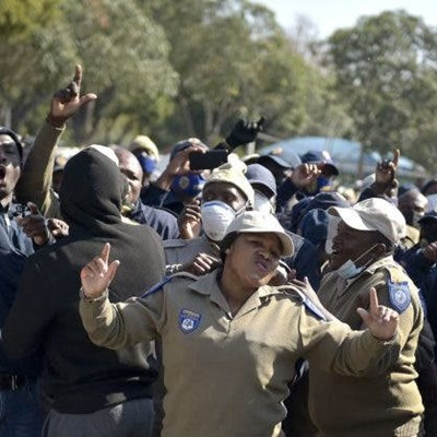 SA should brace for social unrest in coming months, study finds
