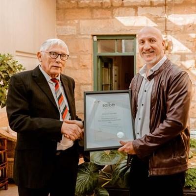 SAIBA maak hom tuis in die Suid-Kaap