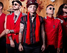 The Parlotones in Knysna