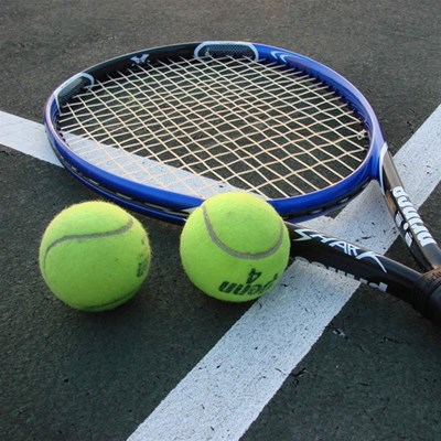 Tennistoernooi in Hartenbos