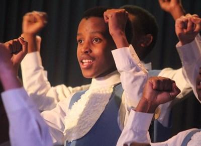 Drakensberg Boys Choir in Graaff-Reinet