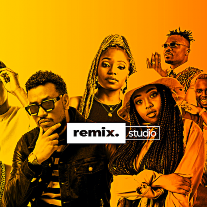 Established and emerging artists collaborate to re-imagine your favourite African anthems