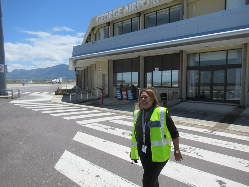 Expansion plans for George Airport