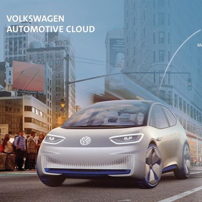 Volkswagen to partner with Microsoft