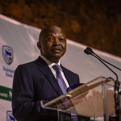 Mabuza answers questions in parliament
