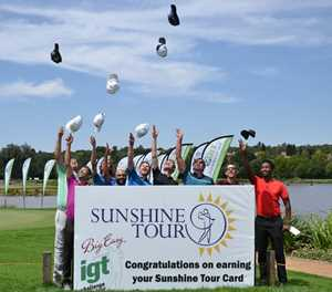 Drama and delight at Tour Championship final