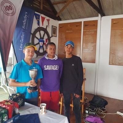 Mossel Bay sailors fare well at interclub contest