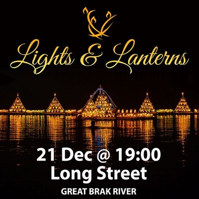 Don't miss the Lights & Lanterns Festival
