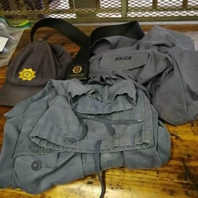 Five suspected robbers in possession of police uniform arrested in KZN