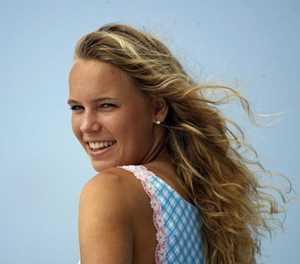 Caroline Wozniacki beaten by Daria Kasatkina