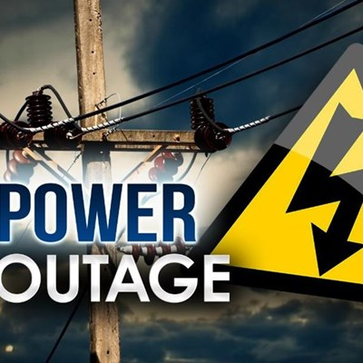 Planned power outage for 9 June