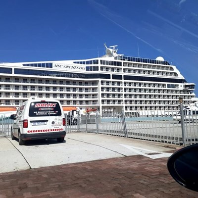MSC Cruises unaware passenger tested positive for COVID-19