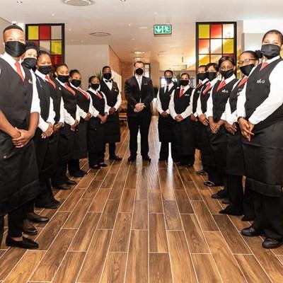 Billy G buffet restaurant opens at Garden Route Casino
