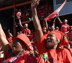 We can't party amid Covid-19 deaths, EFF says of 7th anniversary