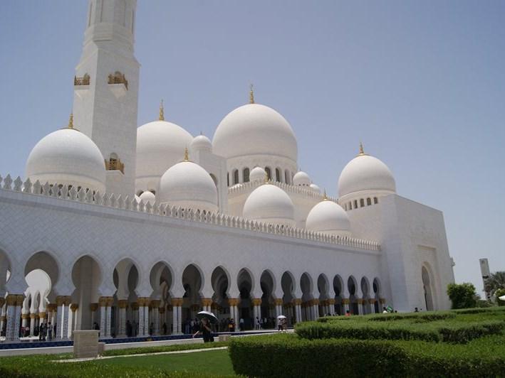 Abu Dhabi comes to Aberdeen