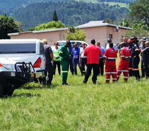 Plane crash victims identified