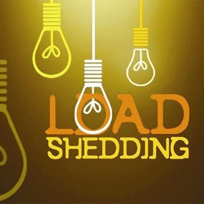 Load shedding back again