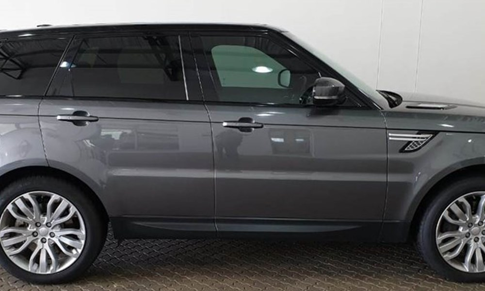 Land Rover George | Pick of the Week | Range Rover George