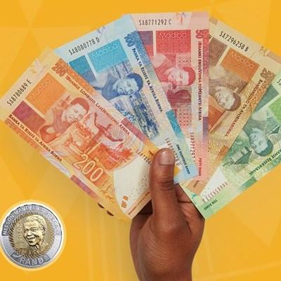 Mandela banknotes almost here