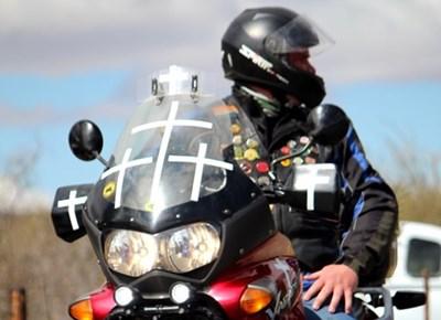 Fotogalery: Motorfietsryers trek saam teen plaasmoorde