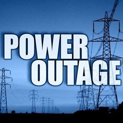 Temporary power outage