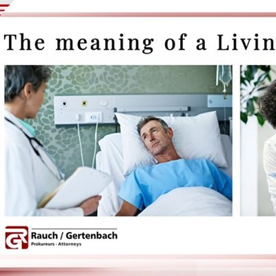 The meaning of a Living Will