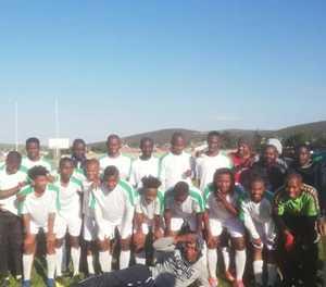 Simunye FC qualify for Eden SAB Regional League